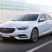 El nuevo Opel Insignia Grand Sport presume de  faros IntelliLux LED - SoyMotor