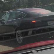 El diseño definitivo del Tesla Model 3 podría presentar cambios en el portón del maletero - SoyMotor