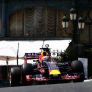 Daniel Ricciardo en Mónaco - LaF1.es