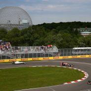 Max Verstappen durante el GP de Canadá 2015 - LaF1