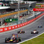 Ambos Red Bull en Austria - LaF1.es