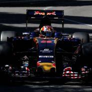 Daniil Kvyat en Mónaco con el STR11 - LaF1