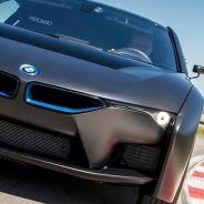 BMW i8 Hydrogen Fuel Cell concept - SoyMotor