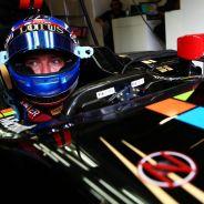 Palmer será titular del equipo de Enstone en 2016 y es optimista con su futuro - LaF1
