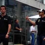 Como estaba previsto, Palmer y Maldonado pilotarán los monoplazas de Renault - LaF1