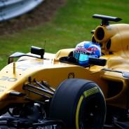Renault sigue trabajando para remontar en parrilla - LaF1