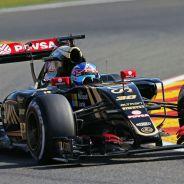 Jolyon Palmer tiene ganas de mostrar su valía en la F1 - LaF1