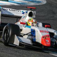Alex Palou, ayer en el circuito de Jerez - SoyMotor