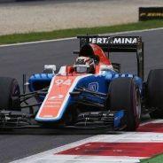 Pascal Wehrlein durante la carrera en Austria - LaF1