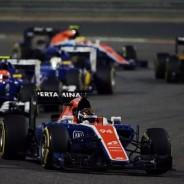 Pascal Wehrlein realizó una muy buena carrera en Baréin - LaF1