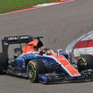 Wehrlein, satisfecho con el rendimiento de Manor - LaF1