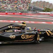 Lotus se fija como objetivo mantener el sexto puesto - LaF1