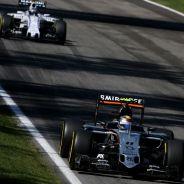 Con la versión 'B' del VJM08, Force India dio un salto trascendental - LaF1