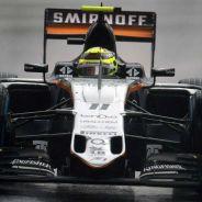 Sergio Pérez en Mónaco - LaF1