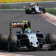 Force India asegura que Pérez seguirá en el equipo en 2017 - LaF1