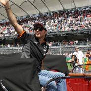 Sergio Pérez en México - LaF1