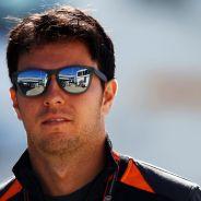 Sergio Pérez repasa los que cree que serán sus rivales en 2016, y no descarta a Haas entre ellos - LaF1