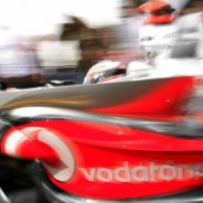 Fernando Alonso en el Gran Premio de Australia de 2007 - LaF1
