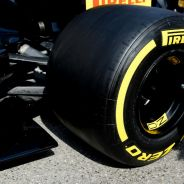 Neumáticos 2017 de Pirelli - LaF1