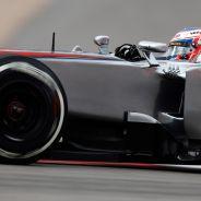 Jenson Button en el Gran Premio de Estados Unidos - LaF1
