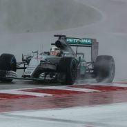Lewis Hamilton en Estados Unidos 2015 - LaF1