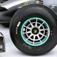 Mercedes probó con Pirelli experimentales de 2017 - LaF1