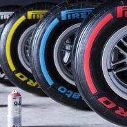 Neumáticos Pirelli - LaF1