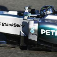 Nico Rosberg en los test de Jerez - LaF1
