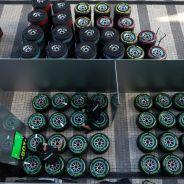El blando y superblando que se utilizaron en Rusia, volverán en el GP de Abu Dabi - LaF1