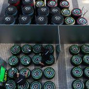 La estrategia de carrera cobra más importancia debido a la variabilidad de neumáticos disponibles - LaF1