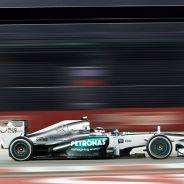 Lewis Hamilton en Singapur - LaF1