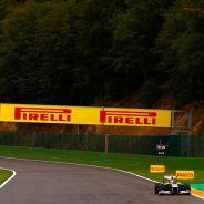 Compuestos medio y blando de Pirelli para la 'vuelta al cole' de la F1 en Spa - LaF1.es