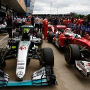 Mercedes, Ferrari y Red Bull son los equipos que ayudarán a Pirelli - LaF1