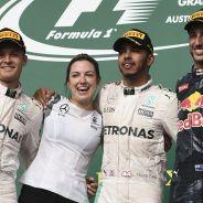 Hamilton recorta puntos en el campeonato - SoyMotor.com