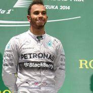 Hamilton vence en un GP recortado por un grave accidente de Bianchi