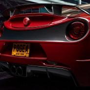 Alfa Romeo 4C por Pogea Racing - SoyMotor