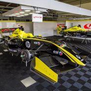 Monoplazas del equipo Pons Racing - LaF1