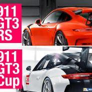 Porsche 911 GT3 RS vs. GT3 Cup en Nürburgring - SoyMotor.com