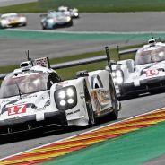 Sesión de clasificación de las 6 horas de Spa-Francorchamps - LaF1