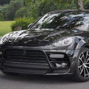 Mansory evoluciona y radicaliza al Porsche Macan - SoyMotor