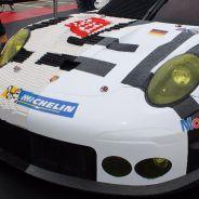 El Porsche 911 RS con piezas de LEGO - SoyMotor