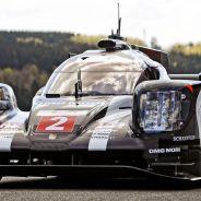 Porsche 919 híbrido vencedor en las 24 horas de Le Mans