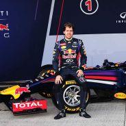 Vettel revela fallos en el RB10 que retrasan su estreno en Jerez