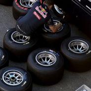 Neumático experimental de Pirelli en Spa - LaF1