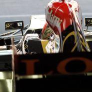 Kimi Räikkönen y su Lotus en Japón - LaF1