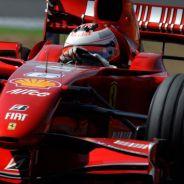 Kimi Räikkönen en el Gran Premio de Turquía de 2007