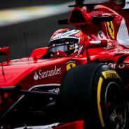 Räikkönen se aburrió al volante en Brasil y no tiene problemas en reconocerlo - LaF1