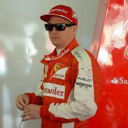 Räikkönen es sincero y asume que su 2015 no ha sido el año que el esperaba - LaF1
