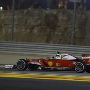 Kimi Räikkönen en Baréin - laF1