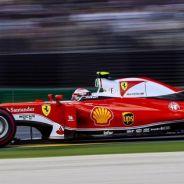 Kimi Räikkönen tuvo que abandonar por un problema de motor - LaF1